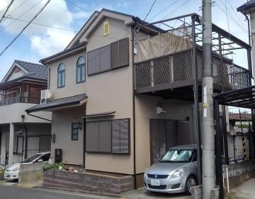 外壁・屋根・付帯塗装